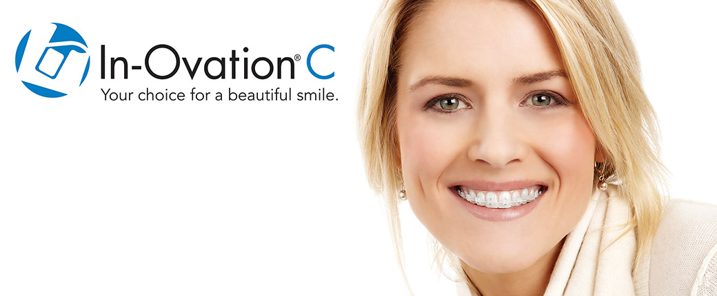 In-Ovation C. Your choice for a beautiful smile.