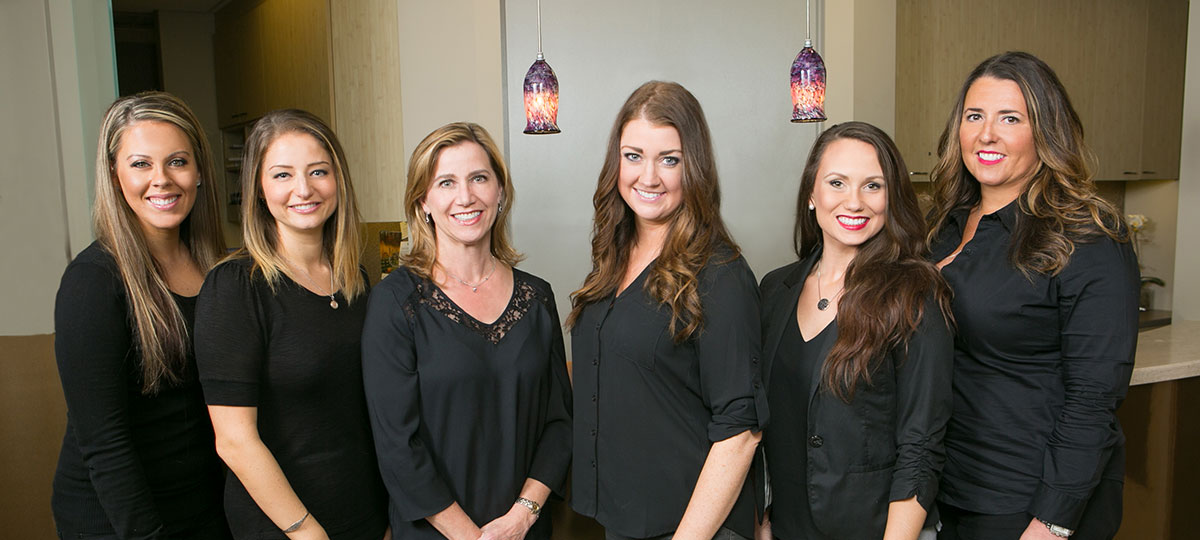 All of the the Pacific Orthodontics staff