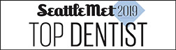Dr Doppel chosen as top dentist in 2019 by Seattle Met